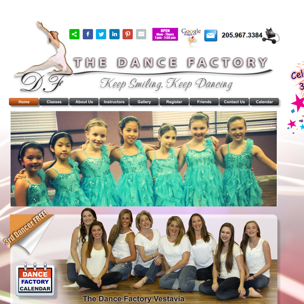 Dance Factory Vestavia