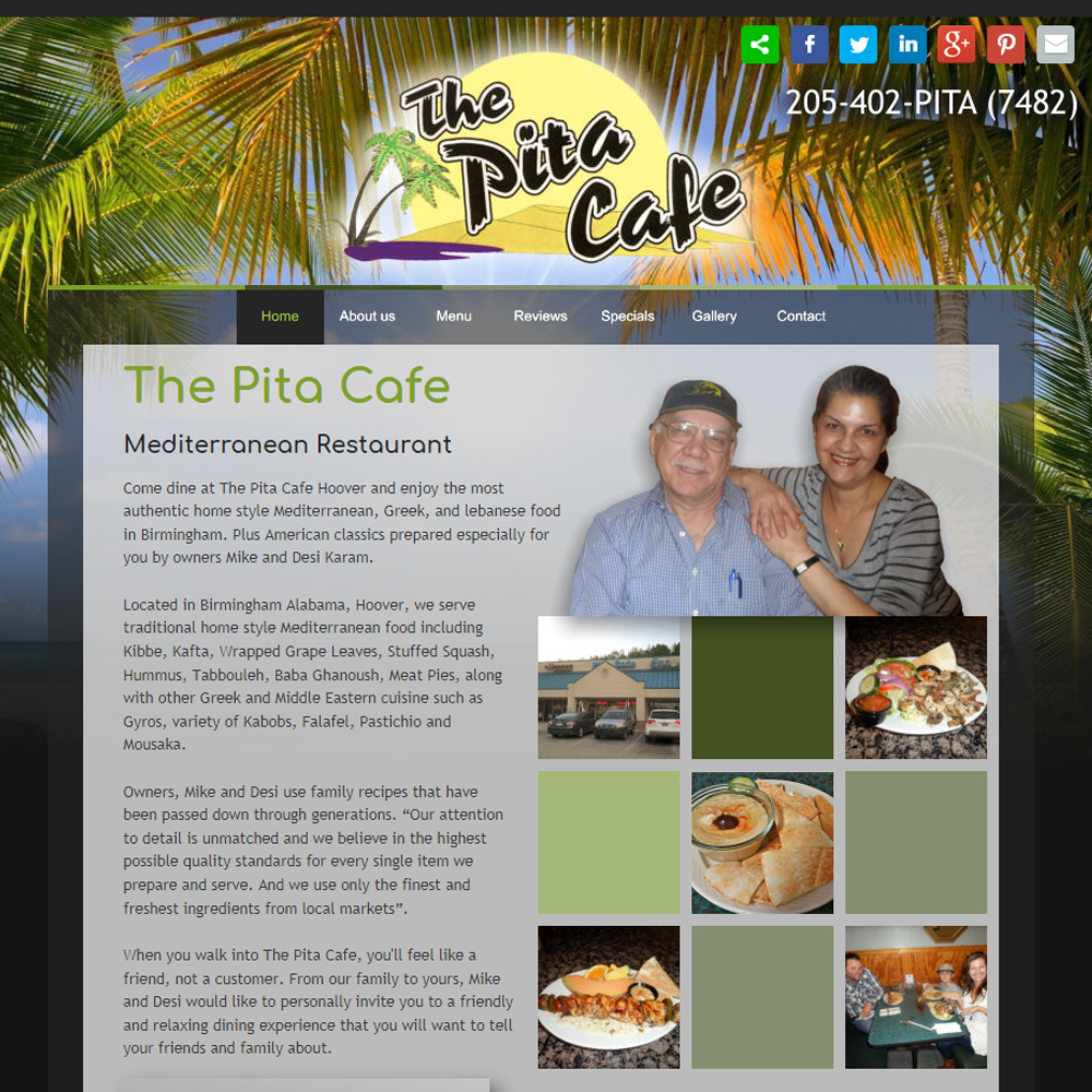Pita Cafe Hoover