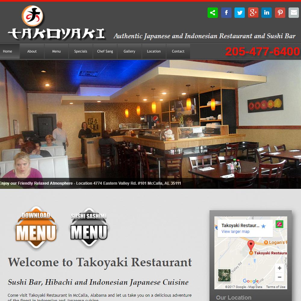 Takoyaki Restaurant