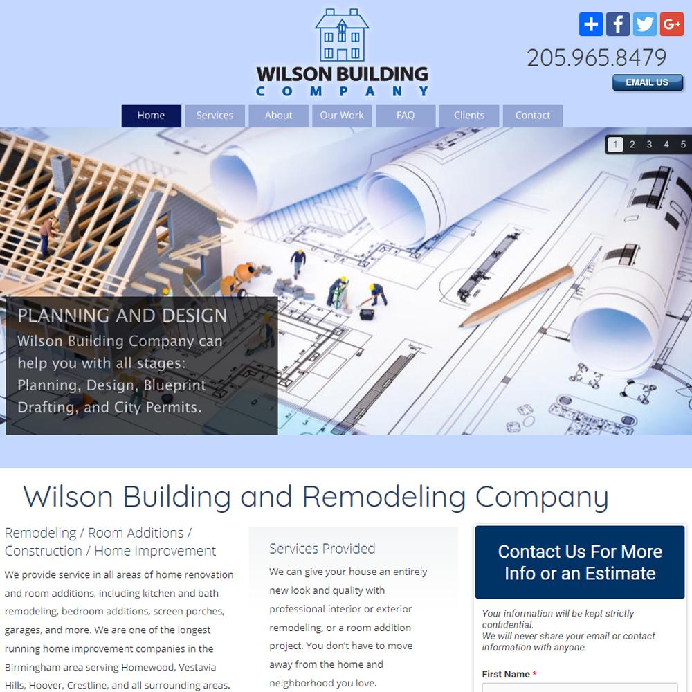 Wilson Building Company
